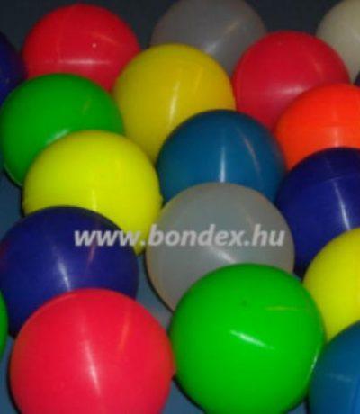 színes szilikongumi golyók